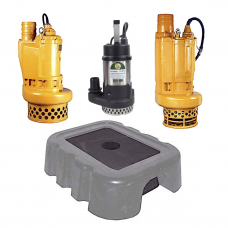 Pontoon Float Insert for Submersible Pumps
