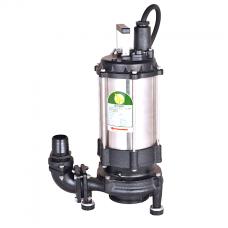 """JS Pump GST 12 Submersible Sewage Grinder Macerator Pump 415v 120 Lpm 20 Hm 1 1/4"""""""