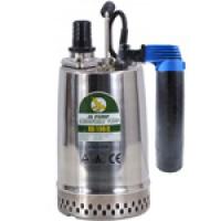 "JS Pump RS 400 Submersible Water Drainage Pump 230v 240 Lpm 12 Hm 4"""