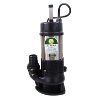 JS Pump JS 650 SV Submersible Sewage Vortex Pump 110v 300 Lpm 15 Hm
