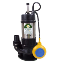 JS Pump JS 650 SV Submersible Sewage Vortex Pump 110v 300 Lpm 15 Hm 2""