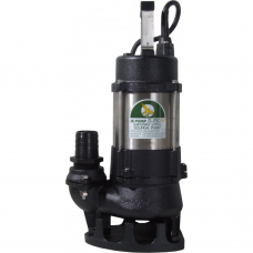 JS Pump JS 250 SV Submersible Sewage Vortex Pump 110v 220 Lpm 8 Hm 1 1/2""