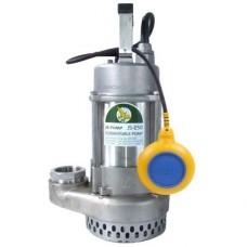 JS Pump JS 250A SS Submersible Water Drainage Pump 110v 200 Lpm 9 Hm