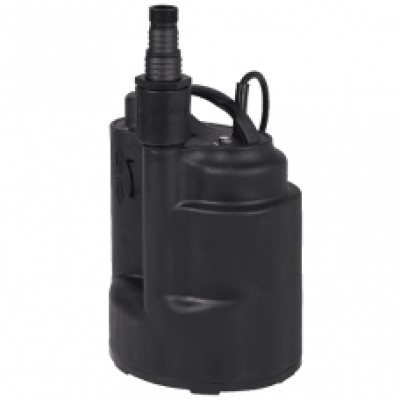 Pentair Flotec Compac Submersible Water Pumps with Integrated Float Products Link