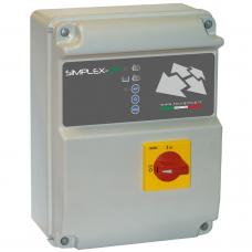 Fourgroup Simplex UP M/3 Basic Single Pump Control Panel 230v