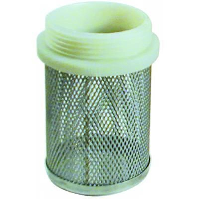 Screw In Filter Strainers Stainless Steel BSP Threaded