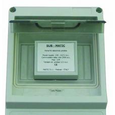 Submatic Q Electronic Pump Control 110v