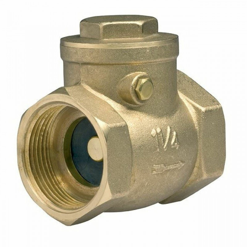 Swing Check Valves Brass BSP Connections